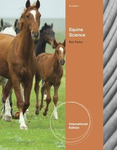 9781111313241: Equine Science. Rick Parker