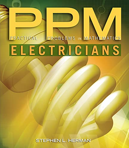 Practical Problems in Mathematics for Electricians (9th: Stephen L. Herman