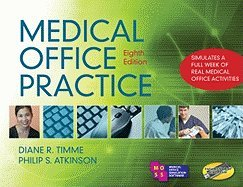 9781111318680: Medical Office Practice (Book Only)