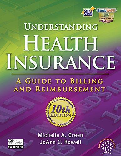 9781111318796: Workbook for Green's Understanding Health Insurance: A Guide to Billing and Reimbursement (Book Only)