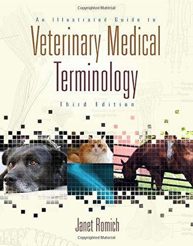 9781111318864: An Illustrated Guide to Veterinary Medical Terminology (Book Only)