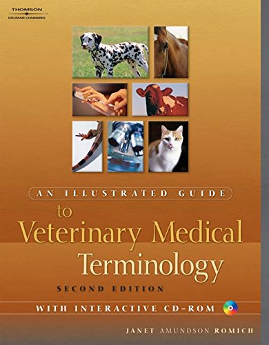 9781111318871: An Illustrated Guide to Veterinary Medical Terminology (Book Only)