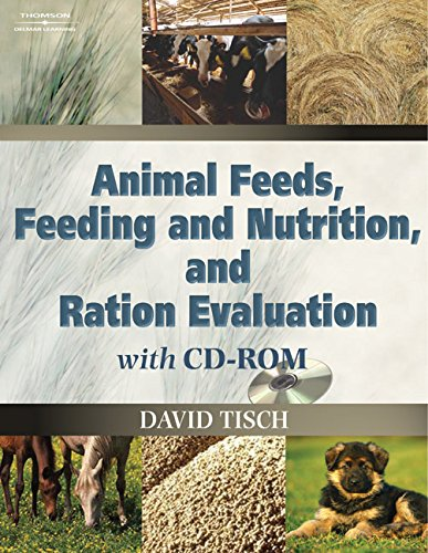 9781111318949: Animal Feeds, Feeding and Nutrition, and Ration Evaluation CD-ROM (Book Only)