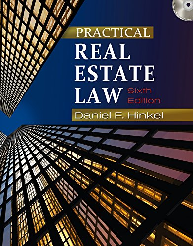 9781111319052: Practical Real Estate Law (Book Only)