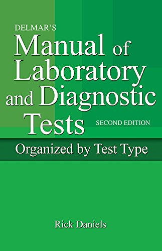 9781111319403: Delmar's Manual of Laboratory and Diagnostic Tests (Book Only)