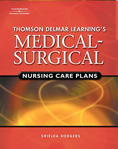 9781111319632: Delmar's Medical-Surgical Nursing Care Plans (Book Only)