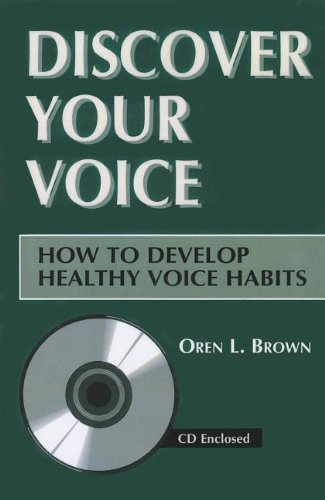 9781111319670: Discover Your Voice: How to Develop Healthy Voice Habits (Book Only)