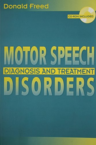 9781111319717: Motor Speech Disorders: Diagnosis & Treatment (Book Only)