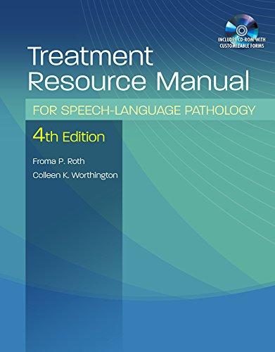9781111319786: Treatment Resource Manual for Speech Language Pathology