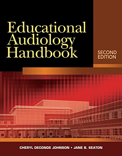 9781111319830: Educational Audiology Handbook (Book Only)