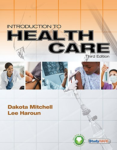 9781111319878: Introduction to Health Care (Book Only)