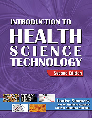 9781111319908: Introduction to Health Science Technology (Book Only)