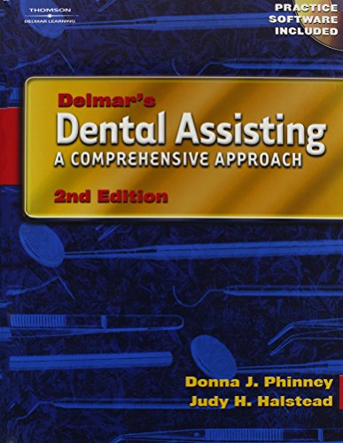 9781111319953: Delmar's Dental Assisting: A Comprehensive Approach (Book Only)