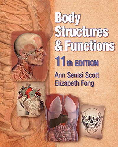 9781111320096: Body Structures and Functions (Book Only)