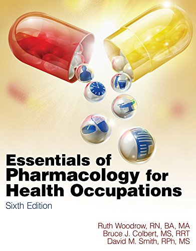 9781111320171: Essentials of Pharmacology for Health Occupations (Book Only)