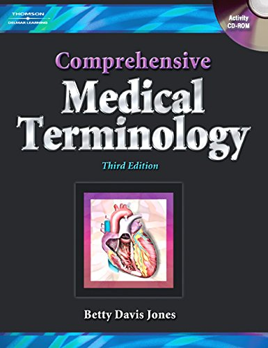 9781111320287: Comprehensive Medical Terminology (Book Only)
