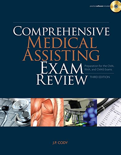 9781111320331: Comprehensive Medical Assisting Exam Review: Preparation for the CMA, RMA and CMAS Exams (Book Only)
