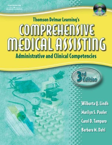 9781111320478: Delmar's Comprehensive Medical Assisting: Administrative and Clinical Competencies (Book Only)