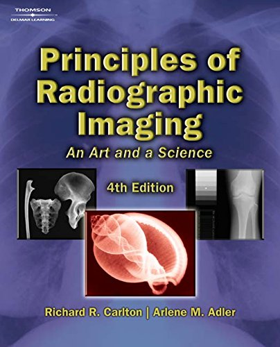 9781111320539: Principles of Radiographic Imaging: An Art and a Science (Book Only)