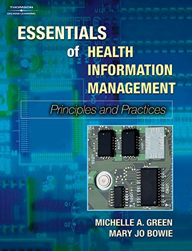9781111320607: Essentials of Health Information Management: Principles and Practices (Book Only)