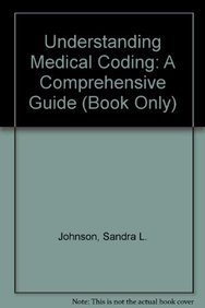 9781111320652: Understanding Medical Coding: A Comprehensive Guide (Book Only)