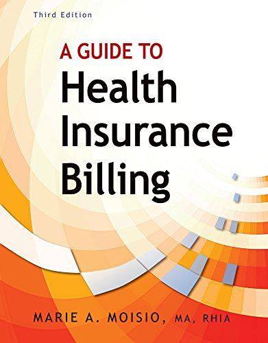 9781111320676: A Guide to Health Insurance Billing (Book Only)