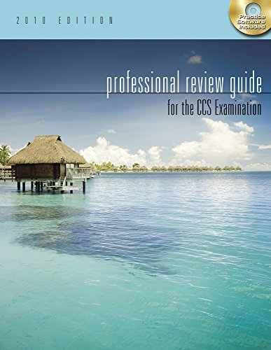 9781111320836: Professional Review Guide for the CCS Examination, 2010 Edition (Book Only)