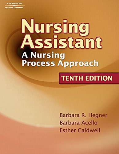 9781111321161: Nursing Assistant: A Nursing Process Approach