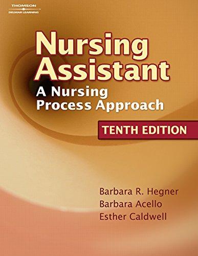 9781111321161: Nursing Assistant: A Nursing Process Approach