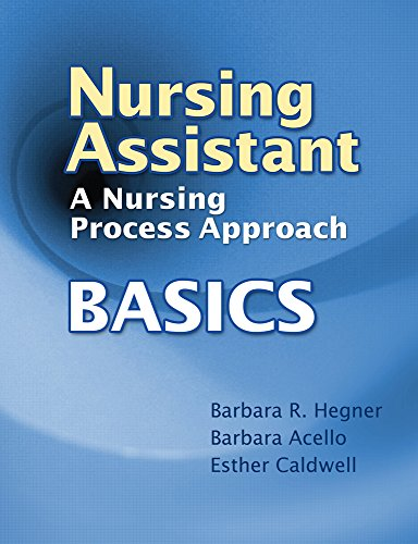 9781111321185: Nursing Assistant: A Nursing Process Approach - Basics (Book Only)