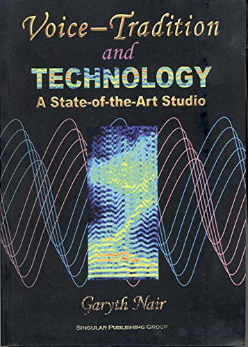 9781111321208: Voice Tradition and Technology: A State-of-the-Art Studio (Book Only)
