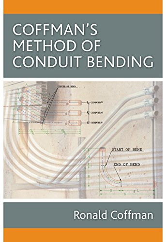 9781111321260: Coffman's Method of Conduit Bending (Book Only)