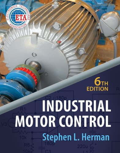9781111321277: Industrial Motor Control (Book Only)