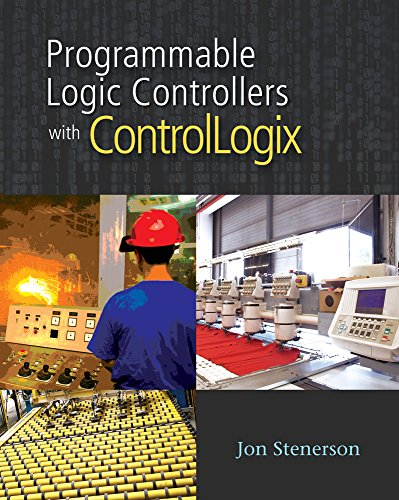 9781111321314: Programmable Logic Controllers with Controllogix (Book Only)