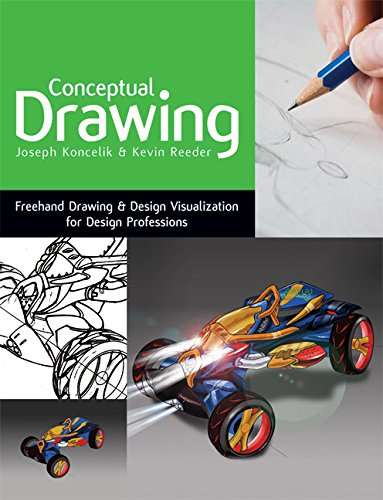 9781111321451: Conceptual Drawing (Book Only)