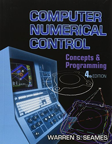 9781111321673: Computer Numerical Control: Concepts & Programming (Book Only)