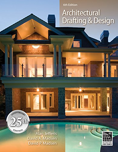 9781111321789: Architectural Drafting and Design (Book Only)