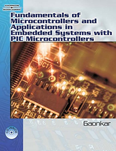 9781111321963: Fundamentals of Microcontrollers and Applications in Embedded Systems with PIC (Book Only)