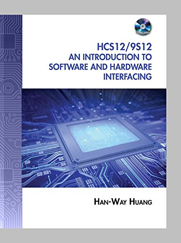 9781111322021: The Hcs12 / 9s12: An Introduction to Software and Hardware Interfacing (Book Only)