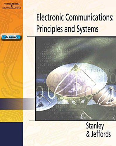 9781111322199: Electronic Communications: Principles and Systems (Book Only)