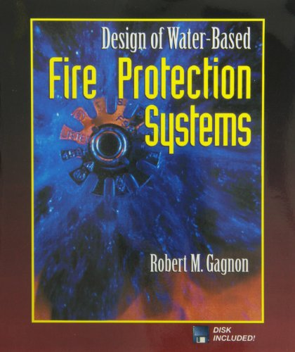 9781111322281: Design of Water-Based Fire Protection Systems (Book Only)