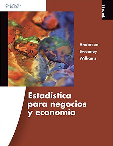 9781111340735: Estadistica Para Negocios Economia