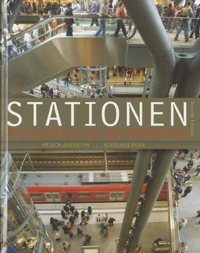 9781111341381: Stationen, AP* Edition