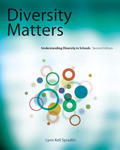 9781111341671: Diversity Matters: Understanding Diversity in Schools (What's New in Education)