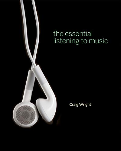 9781111342029: The Essential Listening to Music (with Audio CD and Music CourseMate with eBook Printed Access Card)