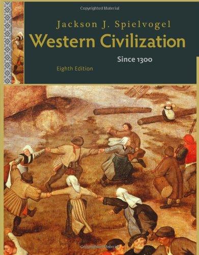 9781111342197: Western Civilization: Alternate Volume: Since 1300