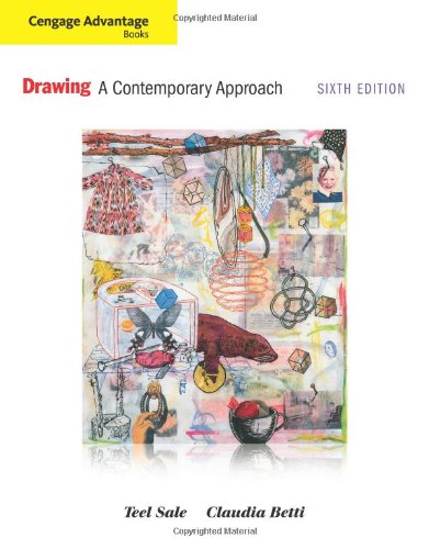9781111343606: Drawing: A Contemporary Approach (Cengage Advantage Books)