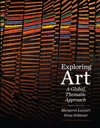 9781111343798: Exploring Art: A Global, Thematic Approach