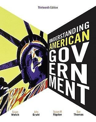 9781111343866: Understanding American Government (thirteenth edition)