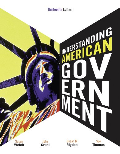 9781111344030: Understanding American Government